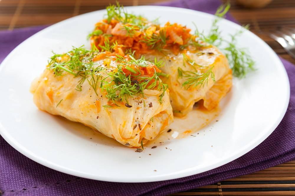 """Sarmale"" - Sauerkraut meat rolls -  the most specific Romanian dish"